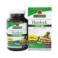 Natures answer burdock root 500mg - 90 ea