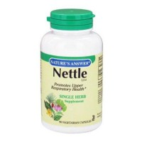 Natures answer nettle leaf 900mg - 90 ea