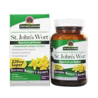 Natures answer st. Johns wort herb super - 60 ea