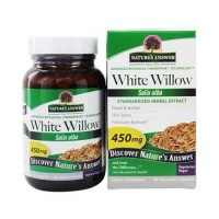 Natures answer white willow bark standardized - 60 ea