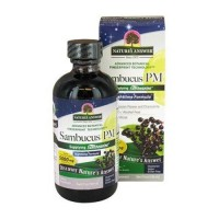 Natures answer sambucus pm nighttime formula - 4 oz