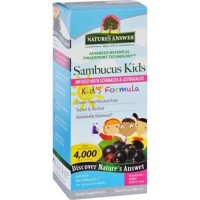 Natures answer sambucus  kids formula original flavor - 1 ea,8 oz