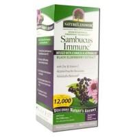 Natures answer sambucus immune - 8 oz