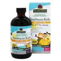 Natures answer sambucus kids formula natural orange flavor 4000 mg. - 1 ea,8 oz