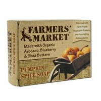 Farmers market bar soap - 5.5 oz