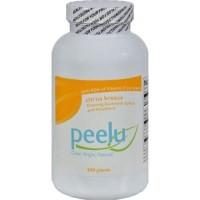 Peelu chewing gum citrus breeze - 300 Count