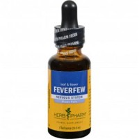 Herb pharm feverfew extract - 1 oz