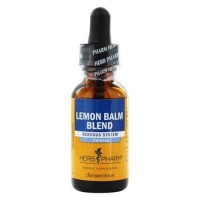 Herb pharm  lemon balm - 1 oz