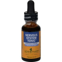 Herb pharm nervous system tonic compound - 1 oz