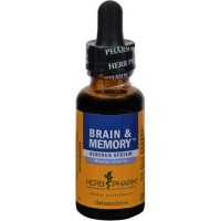 Herb pharm brain and memory tonic compound - 1 oz