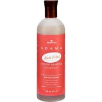 Zion health adama minerals anti frizz shampoo - 16 oz