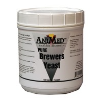 Animed D brewers yeast supplement - 2 pound, 6 ea