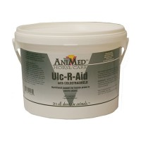 Animed D ulc-r-aid supplement with colostrashield for horse - 4 pound, 6 ea