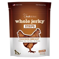 Manna Pro - Fruitables D fruitables whole jerky strips - 12oz, 6 ea