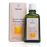 Weleda Pregnancy Stretch Marks Massage Oil - 3.4 oz