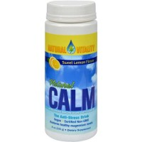 Natural vitality natural calm anti stress drink sweet lemon - 8 oz