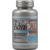 Lane labs advacal 1000 bone building  calcium  - 150 ea