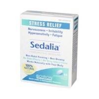 Boiron sedalia stress tablets - 60 ea