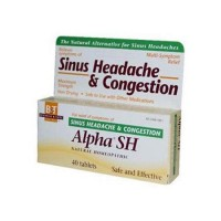 Boerickend tafellpha sh sinus headache tablets - 40 ea
