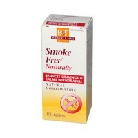Boerickend tafel smoke free naturally tablets - 100 ea