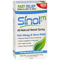 Sinol allergy and sinus relief spray - 15 ml