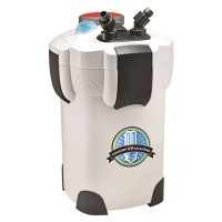 Aquatop Aquatic Supplies 4 stage canister filter with uv sterilizer - 75 to 125 gal, 2 ea