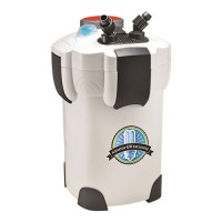 Aquatop Aquatic Supplies 5 stage canister filter with uv sterilizer - up to 175 gal, 2 ea