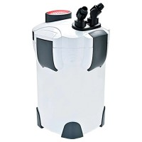 Aquatop Aquatic Supplies 3 stage canister filter - 20-75 gallon, 4 ea