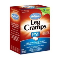 Hylands night time leg cramps pm tablets - 50 ea