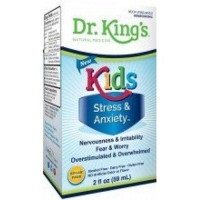 Dr.Kings Natural Medicine homeopathic kids stress and anxiety  - 2 oz