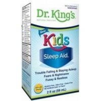 Dr.Kings Natural Medicine homeopathic kids sleep aid - 2 oz