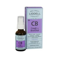 Liddell homeopathic coughnd bronchial spray - 1 oz
