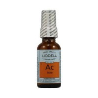 Liddell homeopathic ac acne - 1 oz