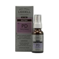 Liddell homeopathic detox pd party detox - 1 oz