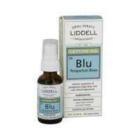 Liddell homeopathic postpartum blues spray - 1 oz