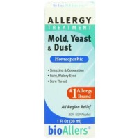 Bioallers allergy treatment mold yeast dust - 1 oz