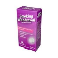 Natrabio smoking withdrawl nonhabit forming tablets - 60 ea