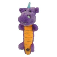 Charming Pet Products light ups hippo dog toy - large/15 inch, 24 ea