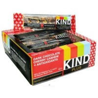 Kind Plus Dark Chocolate Cherry Cashew and Antioxidants Bar - 1.4 oz, 12 pack