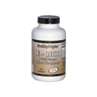 Healthy origins e1000 iu softgels - 120 ea