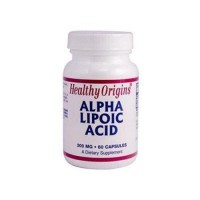 Healthy origins alpha lipoic acid 300 mg - 60 Capsules