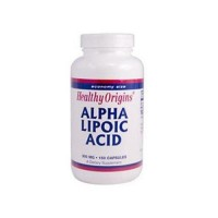 Healthy origins alpha lipoic acid 300 mg - 150 Caps