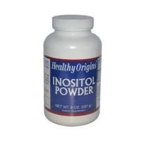 Healthy origins inositol powder 600 mg - 8 oz
