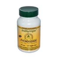 Healthy origins pycnogenol 100 mg vegetarian capsules - 30 ea