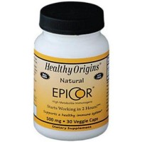 Healthy origins epicor (immune balancer) - 500mg - 30 ea