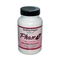 Healthy origins phase 2 starch neutralizer 500 mg capsules - 90 ea