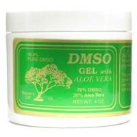 Dmso gel with aloe vera - 4 oz