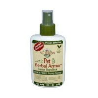 All terrain pet herbal armor insect repellent - 4 oz