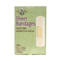 All terrain sheer bandages latex free - 40 ea