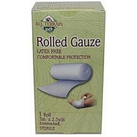 All terrain rolled gauze latex free - 1 ea